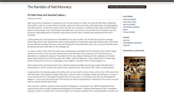 Preview of neilmonnery.co.uk